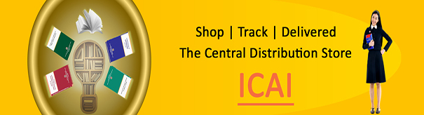 ICAI Launched Centralised Distribution Store